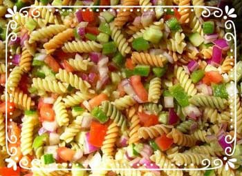 Fresh Summer Pasta Salad Recipe